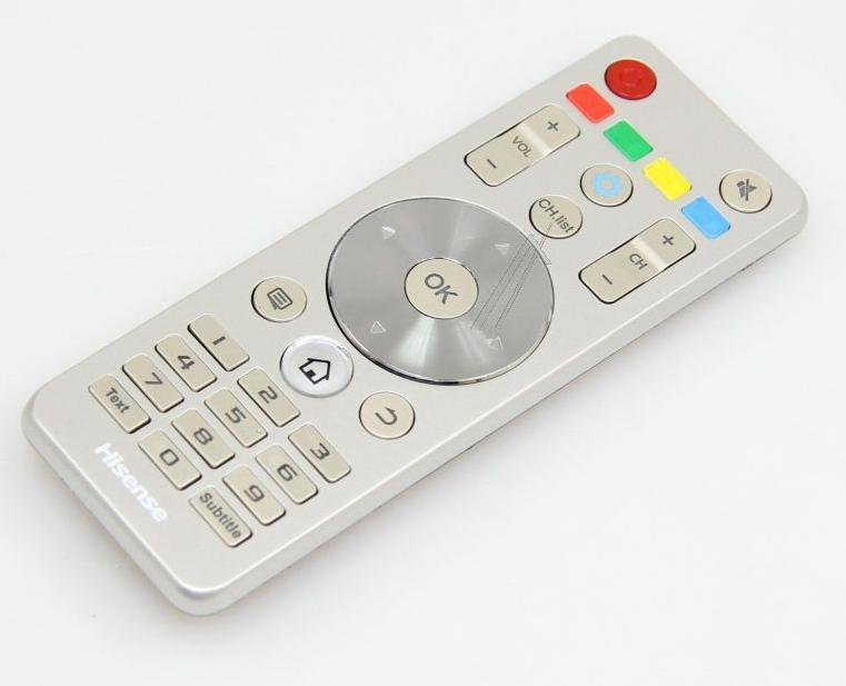 Istruzioni telecomando hisense tv